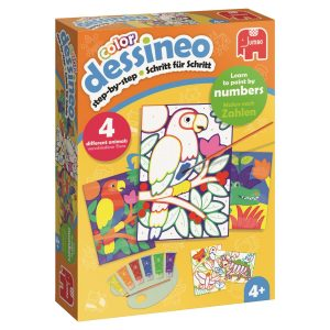 Dessineo Learn To Paint By Numbers Product Images 1