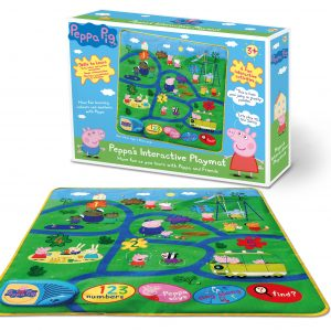Pp15 Peppa Interactive Playmat Product 3D Pack