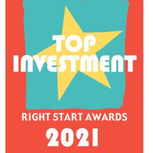 RS Winner logo 2021 investment