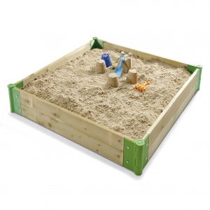 Sandcentre Easy To Build Sandpit 1