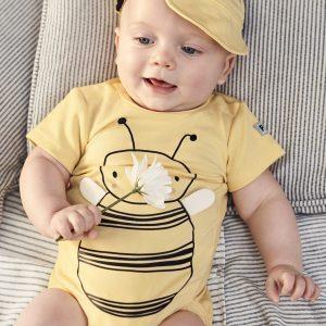 2 Busy Bee Bodysuit