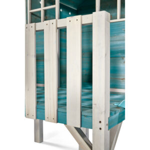 27700 AB108 Teal Boathouse with Blue Slide 7 300