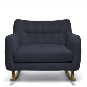 Cdnsoa200 01 Hilston Cuddle Chair Navy