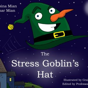 Stress Goblins Hat Cover